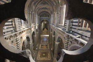 Pavimentodel Duomodi Siena